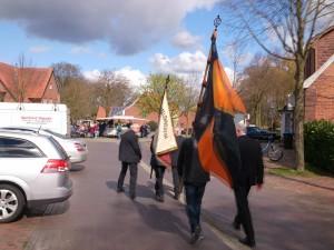 Fahne und Banner